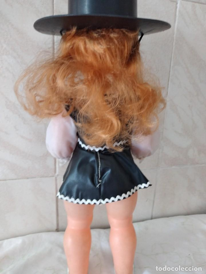 Muñecas Españolas Modernas: Preciosa muñeca cordobesa, pelirroja ojos durmientes. años 70 - Foto 8 - 288602968