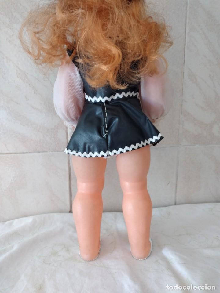 Muñecas Españolas Modernas: Preciosa muñeca cordobesa, pelirroja ojos durmientes. años 70 - Foto 9 - 288602968