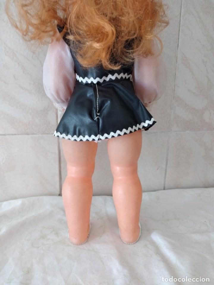 Muñecas Españolas Modernas: Preciosa muñeca cordobesa, pelirroja ojos durmientes. años 70 - Foto 10 - 288602968