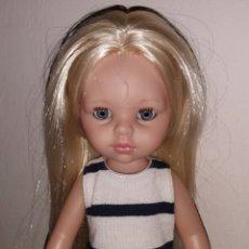 Bambole Spagnole Moderne: MUÑECA NICOLETA NICOLETTA RUBIA DE PAOLA REINA PARA IMAGINARIUM CON ZAPATOS DE LESLY DE FAMOSA. Lote 290567098