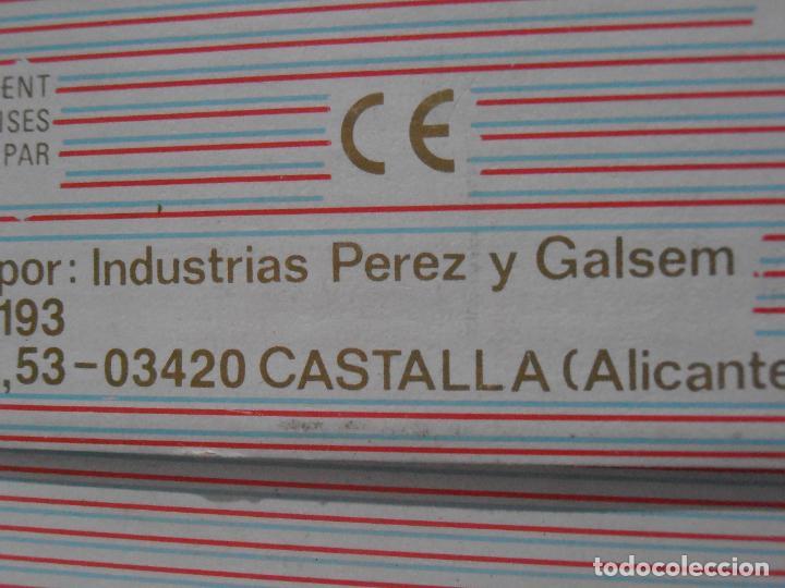 Muñecas Españolas Modernas: MUÑECA COMUNION, INDUSTRIAS PEREZ Y GALAN, ALICANTE, NUEVA EN CAJA A ESTRENAR - Foto 5 - 292302883