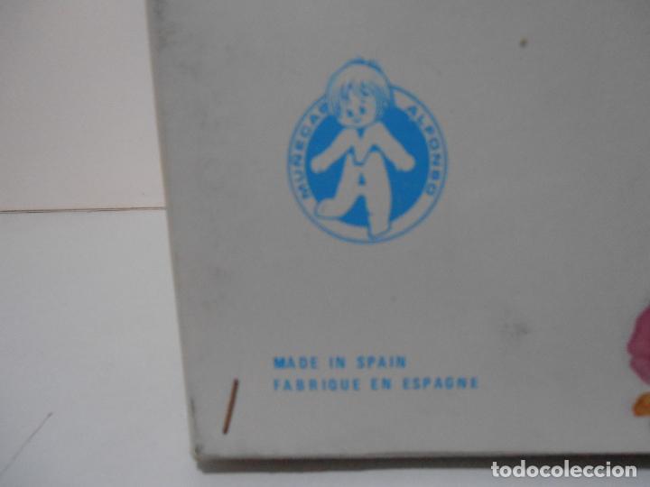 Muñecas Españolas Modernas: MUÑECA ESPANOLA COMUNION ALFONSO, NUEVA EN CAJA ORIGINAL SIN USO, AÑOS 70, COMPLETA - Foto 15 - 292304543