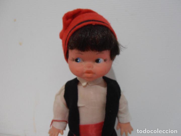 Muñecas Españolas Modernas: MUÑECO REGIONAL, SIN USO, AÑOS 70 - Foto 2 - 292314288