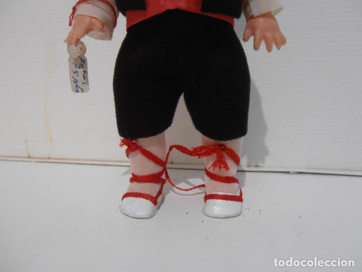Muñecas Españolas Modernas: MUÑECO REGIONAL, SIN USO, AÑOS 70 - Foto 3 - 292314288