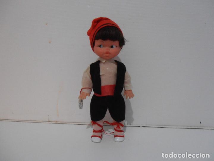 MUÑECO REGIONAL, SIN USO, AÑOS 70 (Juguetes - Otras Muñecas Españolas Modernas)