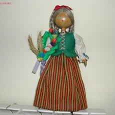 Muñecas Extranjeras: ORIGINAL MUÑECA ANTIGUA. Lote 23682684