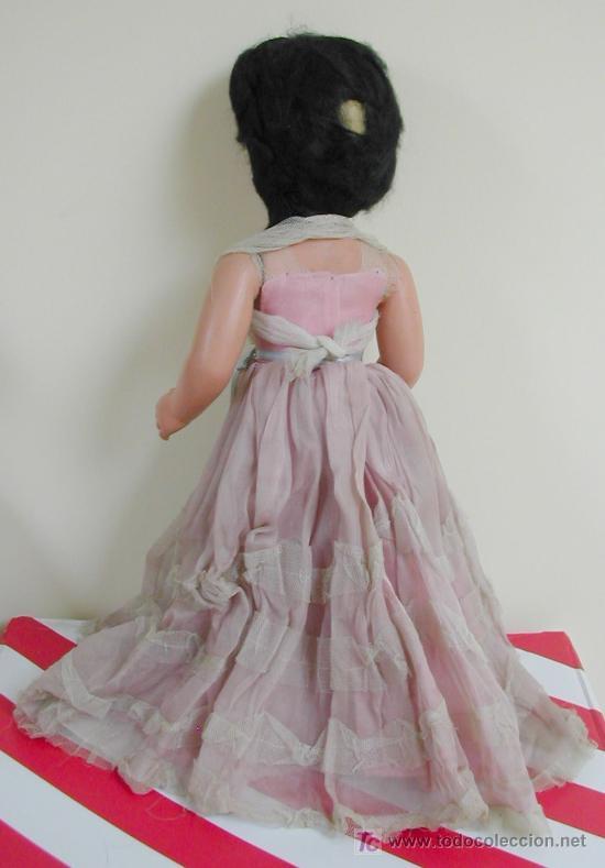 Muñecas Extranjeras: muñeca Italiana antigua - Foto 5 - 24665654