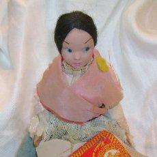 Muñecas Extranjeras: MUÑECA LENCI CON CERTIFICADO DE ORIGINALIDAD . Lote 26310135
