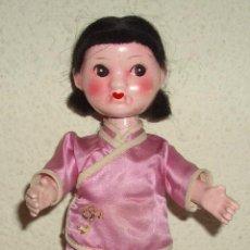 Muñecas Extranjeras: MUÑECA ORIENTAL DE COMPOSICIÓN,AÑOS 50. Lote 23616070