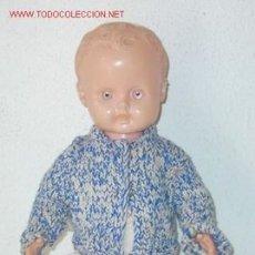 Muñecas Extranjeras: MUÑECO DE PLÁSTICO,AÑOS 50. Lote 20974840