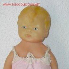 Muñecas Extranjeras: BEBÉ DE GOMA,AÑOS 50. Lote 20994430
