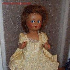Muñecas Extranjeras: MUÑECA FARINA, ITALIANA, ANTIGUA DE LOS AÑOS 40-50. EN , REBAJADA POR UNOS DIAS¡¡¡. Lote 26719706