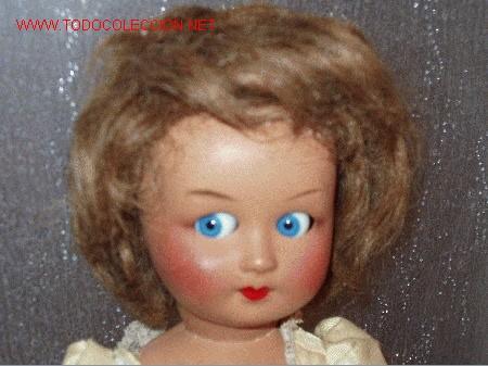 Muñecas Extranjeras: MUÑECA FARINA, ITALIANA, ANTIGUA DE LOS AÑOS 40-50. EN , REBAJADA POR UNOS DIAS¡¡¡ - Foto 2 - 26719706