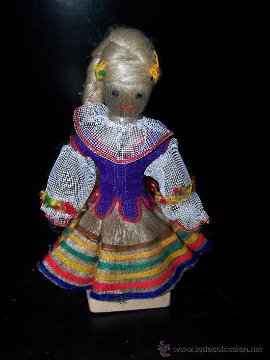 ANTIGUA MUÑECA (Juguetes - Muñeca Extranjera Antigua - Otras Muñecas)