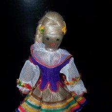 Muñecas Extranjeras: ANTIGUA MUÑECA. Lote 26577040