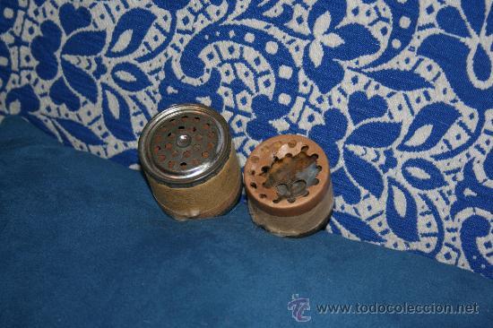 2 ANTIGUOS LLORONES DE MUÑECAS (Juguetes - Muñeca Extranjera Antigua - Otras Muñecas)