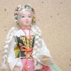 Muñecas Extranjeras: MUÑECA ANTIGUA 12 CM . Lote 26033048