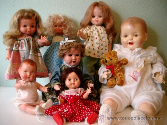 Muñecas Extranjeras: Muñeca antigua bebé de composición - Foto 15 - 26023754