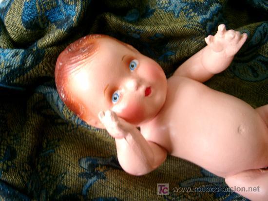 Muñecas Extranjeras: Muñeca antigua bebé de composición - Foto 10 - 26023754