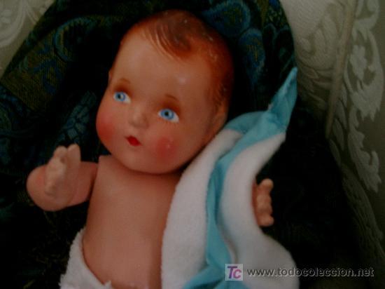 Muñecas Extranjeras: Muñeca antigua bebé de composición - Foto 11 - 26023754