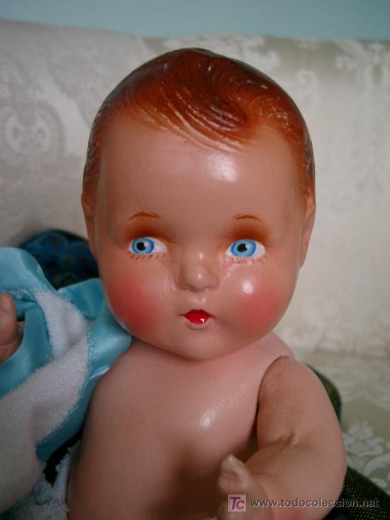 Muñecas Extranjeras: Muñeca antigua bebé de composición - Foto 14 - 26023754