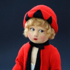 International Dolls - AUTÉNTICA LENCI - LENCY - ITALIANA - AÑOS 1920 - 26734999