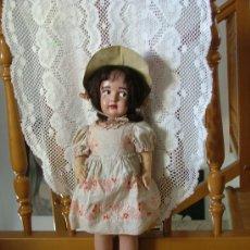 Muñecas Extranjeras: MUÑECA ANTIGUA. Lote 21245530