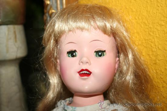 Muñecas Extranjeras: antigua muñeca andadora americana - Foto 6 - 26477191