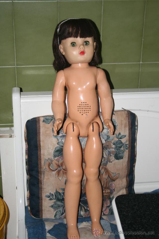 Muñecas Extranjeras: antigua muñeca marca sayco, americana años 50 - Foto 2 - 26868261