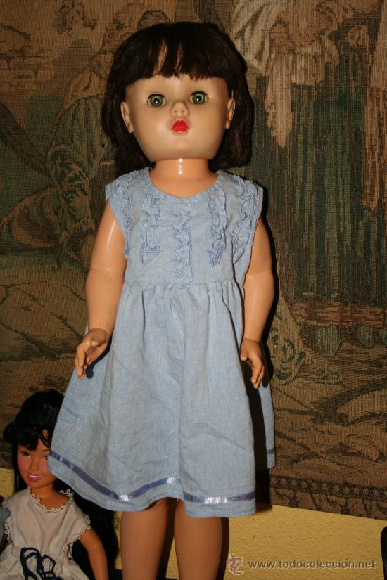 Muñecas Extranjeras: antigua muñeca marca sayco, americana años 50 - Foto 4 - 26868261
