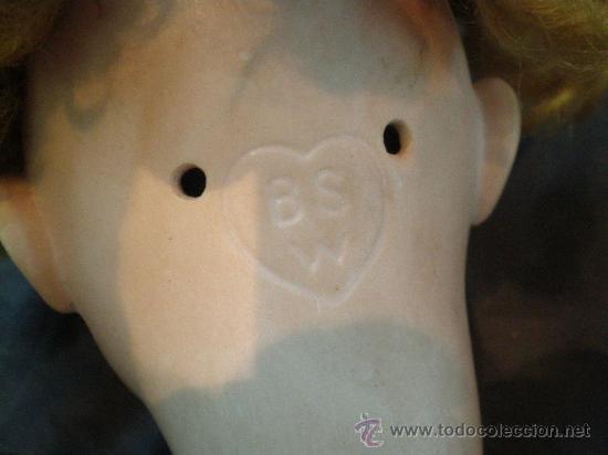 Muñecas Extranjeras: muneca antigua en porcelana (ver marcas) - Foto 3 - 27516798