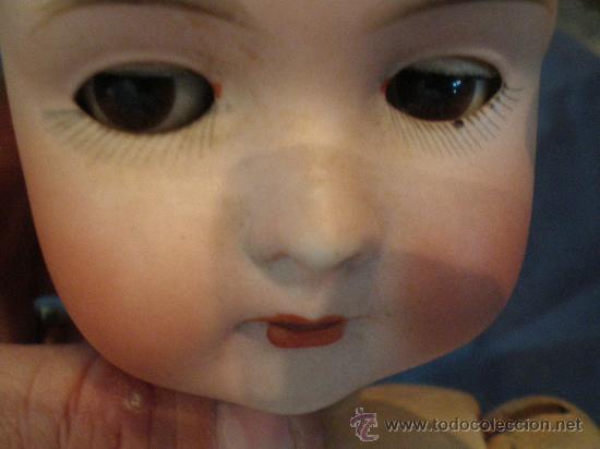 Muñecas Extranjeras: muneca antigua en porcelana (ver marcas) - Foto 2 - 27516798