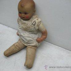 Muñecas Extranjeras: MUÑECA DE TERRACOTA OJOS DURMIENTES. Lote 29199637