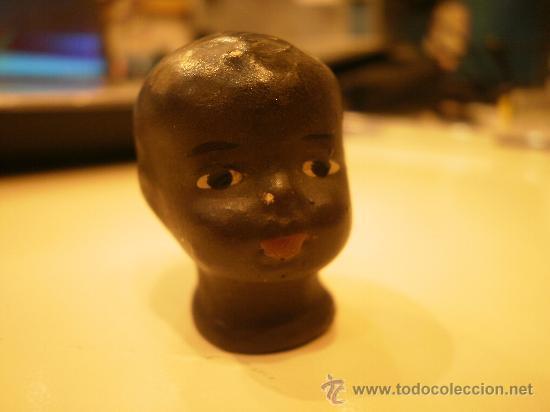 CABECITA DE MUÑECA (Juguetes - Muñeca Internacional Antigua - Otras Muñecas)
