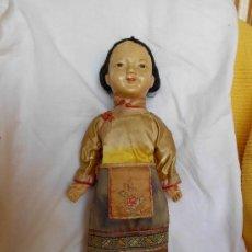 Muñecas Extranjeras: ANTIGUA MUÑECA CHINA. Lote 31353142