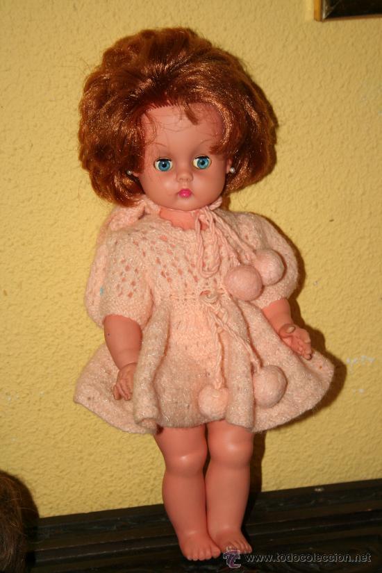 Muñecas Extranjeras: antigua muñeca creo que es italiana ratt - Foto 2 - 32796228
