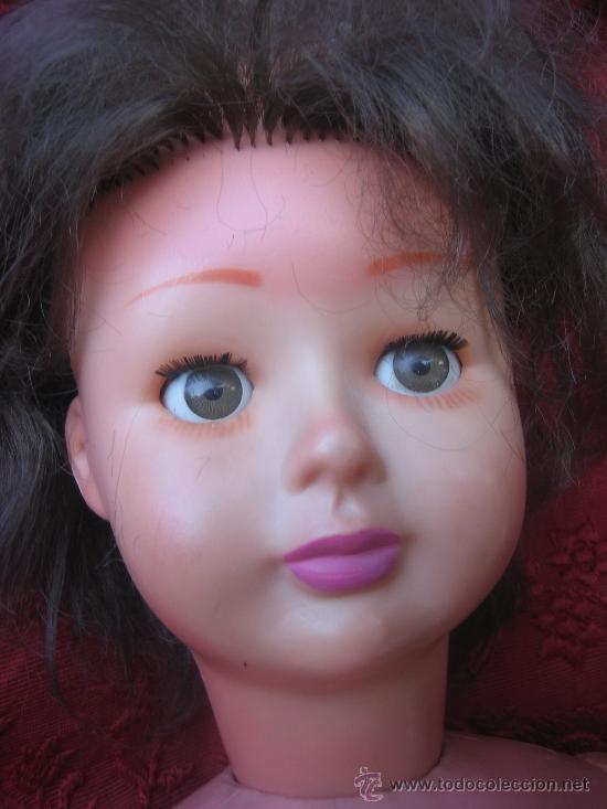 Muñecas Extranjeras: Gran y rara muñeca maniqui, andadora, creo que made in U.S.A. hacia 1950. - Foto 3 - 32917720