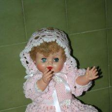 Muñecas Extranjeras: ANTIGUA MUÑECA AMERICANO AÑOS 50-60. Lote 33375232