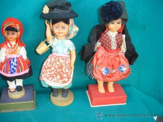 Muñecas Extranjeras: 7 muñecas antiguas con trajes tipicos - Foto 2 - 33804250