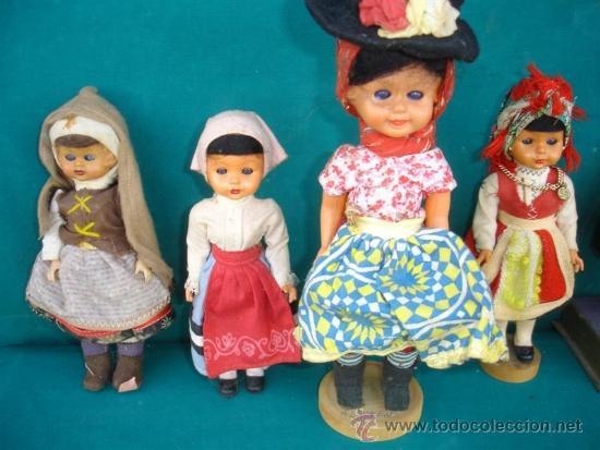 Muñecas Extranjeras: 7 muñecas antiguas con trajes tipicos - Foto 3 - 33804250