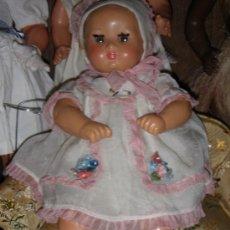 Muñecas Extranjeras: ANTIGUA MUÑECA AUTOMATA A CUERDA ITALIANA MARCA FURGA. Lote 34730639