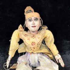 Muñecas Extranjeras: ANTIGUA MARIONETA DE PRINCIPIOS DEL SIGLO XX. Lote 36299124
