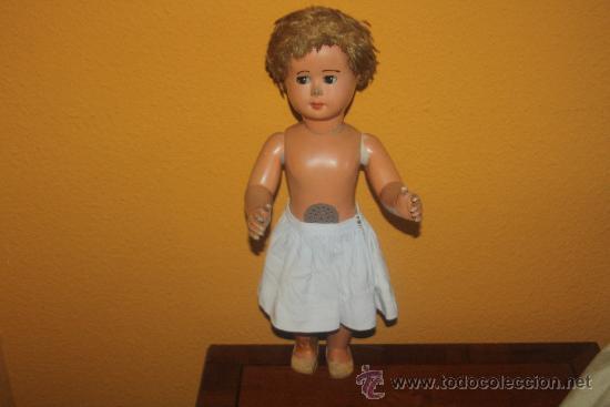 Muñecas Extranjeras: muñeca antigua italiana celuloide - Foto 2 - 38399067