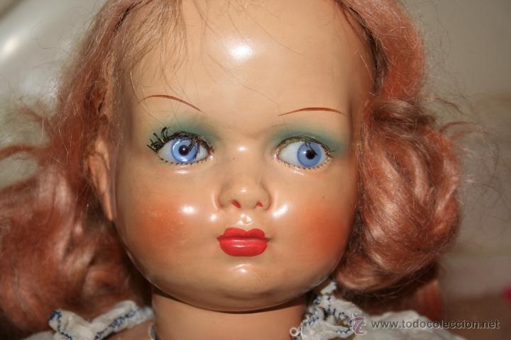 Muñecas Extranjeras: antigua muñeca de carton - Foto 6 - 40598452