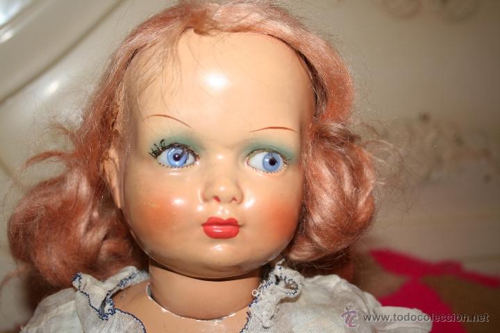 Muñecas Extranjeras: antigua muñeca de carton - Foto 7 - 40598452