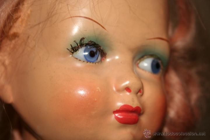 Muñecas Extranjeras: antigua muñeca de carton - Foto 8 - 40598452