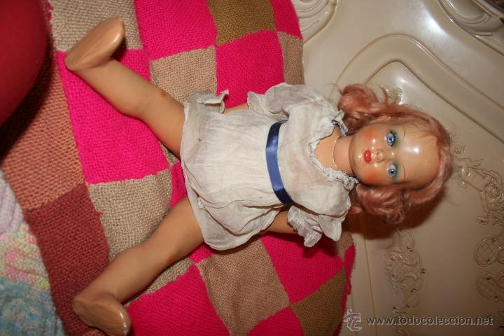 Muñecas Extranjeras: antigua muñeca de carton - Foto 10 - 40598452