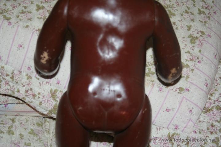 Muñecas Extranjeras: ANTIGUA MUÑECO NEGRITO DE LOS LLAMADOS DE CARNE AÑOS 60 - Foto 9 - 41065271