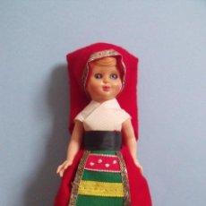 Muñecas Extranjeras: ANTIGUA MUÑECA OJOS DURMIENTES - ROMA. Lote 41464839