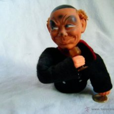 Muñecas Extranjeras: BEBEDOR DE CERVEZA - BEER DRINKER- G.D.R - C.P. ANTIQUE. Lote 41519645